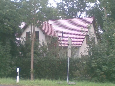 German roofing example